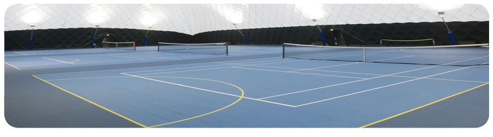Facilities of Absolute Tennis Bristol