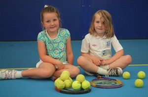 We believe in making tennis 'fun for all'